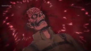 (NEW) Bertholdt Transformation Attack On Titan Season 3 Part 2 Episode 3