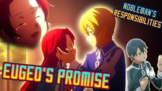 Sword Art Online Alicization EXPLAINED – Episode 9, Nobleman's Responsibilities! | Gamerturk Reviews
