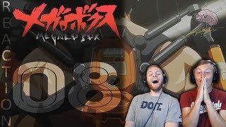SOS Bros React – Megalo Box Episode 8 – The Final Four!!