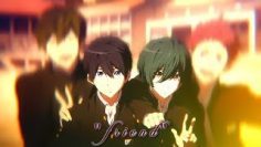 "[Free! Dive to the Future | Ikuya Kirishima AMV] – "" f r i e n d """