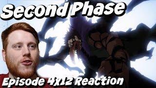 My Hero Academia Season 4 Episode 12 Reaction