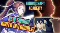 Sword Art Online Alicization EXPLAINED – Episode 7, Swordcraft Academy! | Gamerturk Reviews