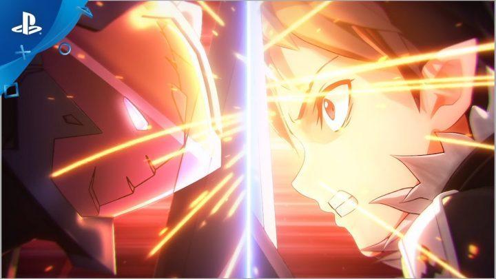 Accel World VS Sword Art Online – Launch Trailer | PS4, PSVITA