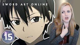 Return – Sword Art Online Episode 15 Reaction
