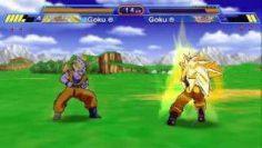 Dragon Ball Z: Shin Budokai – PSP – Personagens + Gameplay