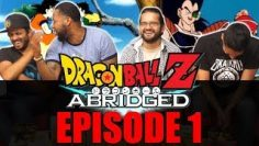 Dragon Ball Z Abridged – Episode 1 – Group Reaction