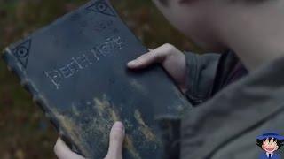 Death Note Live Action Movie Teaser Trailer (Netflix Original Movie) & More Anime News!