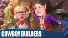 Dragon Quest Builders 2 – The Big Build Challenge