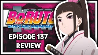 OMG THIS SH*T BOOOORRRING!!    Boruto Episode 137 Review