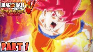 Dragon Ball Xenoverse – Part 1 (DBZ Xenoverse Walkthrough)