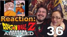 DragonBall Z Abridged Ep. 36: Reaction #AirierReacts