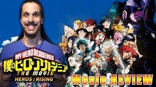 Boku No Hero Academia: Heroes Rising – Movie REVIEW