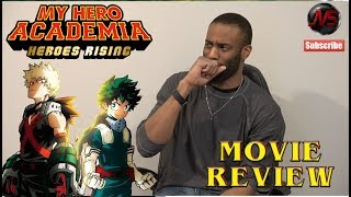 My Hero Academia: Heroes Rising | MOVIE REVIEW