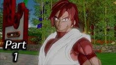 Dragon Ball Xenoverse PS4 Gameplay Walkthrough Part 1 – Deadliest Saiyan Creation!!