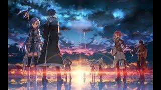 [AMV] Sword Art Online – COURAGE (FULL)(HD)