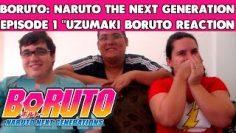 "Boruto: Naruto Next Generation – Episode 1 ""Uzumaki Boruto"" REACTION"