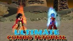 Ultimate Combo Canceling Tutorial – Dragon Ball Z Shin Budokai 2 Another Road