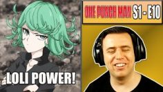 TATSUMAKI IS THE ULTIMATE TSUNDERE! – One Punch Man Episode 10 – Rich Reaction