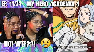 UNACCEPTABLE | My Hero Academia 4 Episode 11/74 Reaction