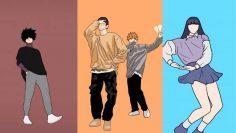 Anime characters dancing compilation | tiktok compilation | 2021