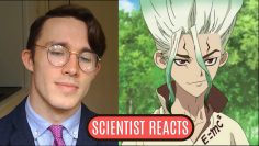 Scientist Reacts to Dr. Stone