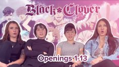 Black Clover – Reaction – Openings 1-13