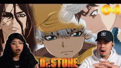 CHROME'S LOYALTY! UKYO'S SKETCHY | DR. STONE Season 2 Episode 4 Reaction