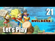 Dragon Quest Builders 2 – Let's Play Part 21: Pumpkin Seeds Acquired