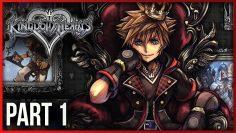 Kingdom Hearts 1.5 Remix 100% PROUD MODE 01 | Let's Play Kingdom Hearts LIVE w/ Super Saiyan Paul