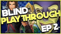 Kingdom Hearts Birth by Sleep Blind Let's Play – Terra – Wheel Master & Magic Mirror