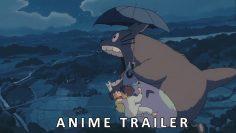 My Neighbor Totoro (1988) – Trailer