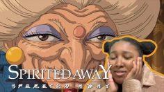 I can't remember anyone's name – Studio Ghibli's *Spirited Away* (finally)