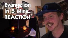 Neon Genesis Evangelion In 5 Minutes (LIVE ACTION) (Sweded) REACTION