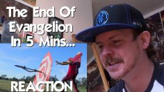 The End Of Evangelion in 5 Minutes (LIVE ACTION) (Sweded) REACTION