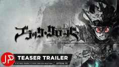 BLACK CLOVER Movie – Teaser Trailer | English Sub