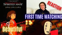FIRST TIME WATCHING: Spirited Away… this anime is STUNNING
