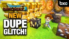 NEW Duplication Glitch (1.7.3) | Dragon Quest Builders 2