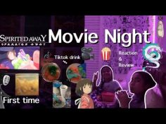 Spirited away Reaction and Review – Movie Night