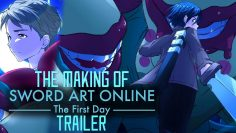 Sword Art Online: The First Day Trailer Behind the Scenes | Gamerturk SAO