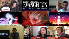 The End of Evangelion [Mashup Reactions] PART 1