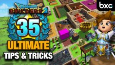 35 Tips & Tricks for Newcomers & Pros! Dragon Quest Builders 2