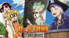 DR. STONE – Stone Wars Funny Moments Part 2 (Episodes 7 to 11)