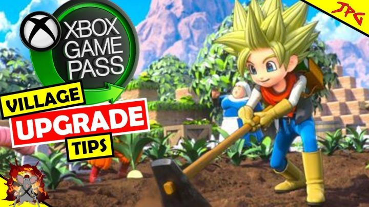 DRAGON QUEST BUILDERS 2 HOW TO FARM AND LEVEL UP YOUR BASE! Free On Xbox Gamespass! #ad