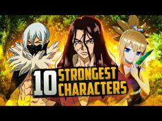 Dr. Stone – 10 Strongest Characters