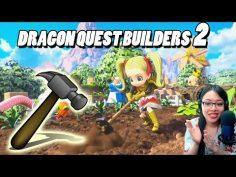 Dragon Quest Builders 2 Gameplay Walkthrough – Part 1 – BUILDING A NEW HOME!