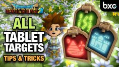 How to complete ALL Tablet Targets in Dragon Quest Builders 2