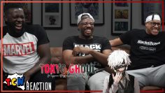 Tokyo Ghoul Official English Trailer Reaction