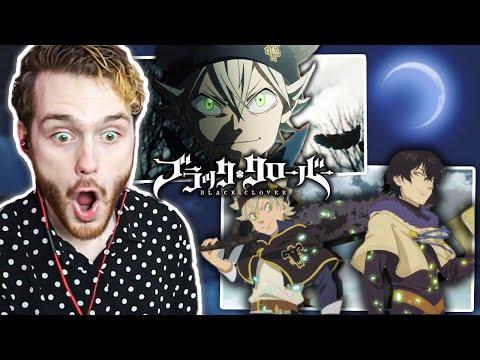 Black Clover Opening 1-13 Reaction!! | Anime OP Reaction