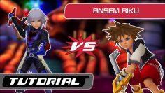 Kingdom Hearts: Ansem Riku Boss Tutorial