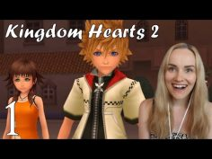 My First Time Playing This! – Kingdom Hearts 2 Blind Playthrough Part 1